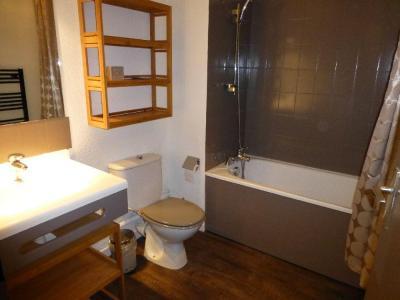 Location au ski Appartement 2 pièces alcôve 6 personnes (116) - Résidence le Grand Chalet - Brides Les Bains - Salle de bains