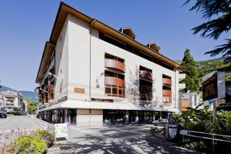 Location au ski Studio 4 personnes (509) - Residence Le Grand Chalet - Brides Les Bains - Extérieur hiver