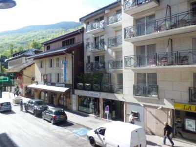 Location au ski Studio coin montagne 4 personnes (103) - Residence Le Grand Chalet - Brides Les Bains - Réception