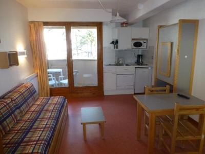 Location au ski Studio coin montagne 4 personnes (313) - Residence Le Grand Chalet - Brides Les Bains - Intérieur