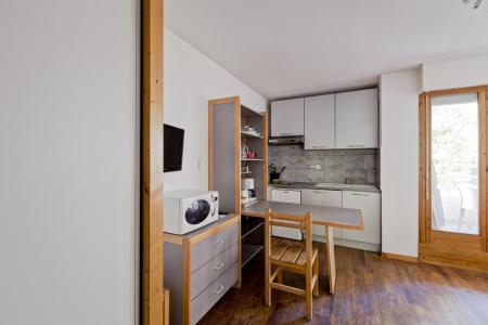 Аренда на лыжном курорте Квартира студия для 2 чел. (118) - Résidence le Grand Chalet - Brides Les Bains - апартаменты