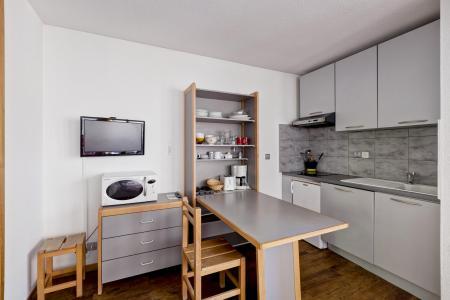 Аренда на лыжном курорте Квартира студия для 2 чел. (118) - Résidence le Grand Chalet - Brides Les Bains - Кухня