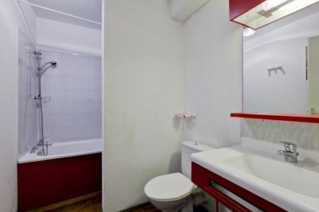 Location au ski Studio 2 personnes (118) - Residence Le Grand Chalet - Brides Les Bains - Salle de bains