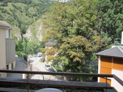Location au ski Studio 2 personnes (222) - Residence Le Grand Chalet - Brides Les Bains - Balcon
