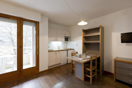 Location au ski Studio 2 personnes (222) - Residence Le Grand Chalet - Brides Les Bains - Kitchenette