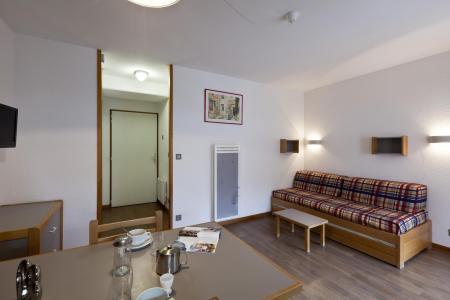 Location au ski Studio 2 personnes (222) - Residence Le Grand Chalet - Brides Les Bains - Salle de bains