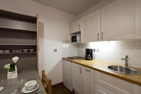 Location au ski Studio 2 personnes (223) - Residence Le Grand Chalet - Brides Les Bains - Salle de bains