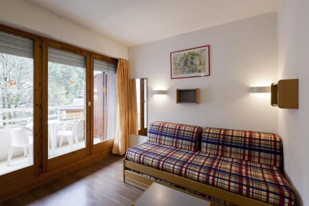 Location au ski Studio 2 personnes (223) - Residence Le Grand Chalet - Brides Les Bains - Séjour
