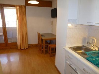 Location au ski Studio 2 personnes (410) - Résidence le Grand Chalet - Brides Les Bains - Coin repas