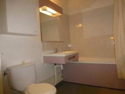 Location au ski Studio 2 personnes (410) - Residence Le Grand Chalet - Brides Les Bains - Salle de bains