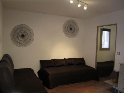 Location au ski Studio 4 personnes (102) - Residence Le Grand Chalet - Brides Les Bains - Coin séjour