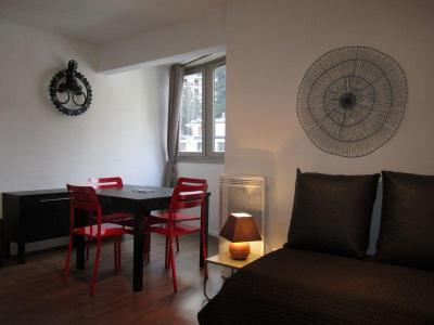 Location au ski Studio 4 personnes (102) - Residence Le Grand Chalet - Brides Les Bains - Séjour
