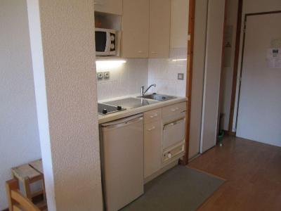 Location au ski Studio 4 personnes (509) - Résidence le Grand Chalet - Brides Les Bains - Kitchenette