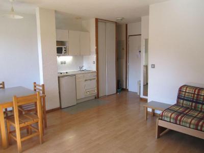 Location au ski Studio 4 personnes (509) - Residence Le Grand Chalet - Brides Les Bains - Séjour