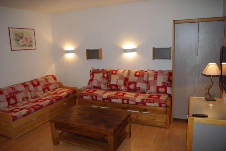Location au ski Studio cabine 5 personnes (301) - Residence Le Grand Chalet - Brides Les Bains - Banquette-lit