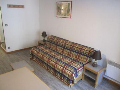 Location au ski Studio coin montagne 4 personnes (109) - Residence Le Grand Chalet - Brides Les Bains - Lits superposés