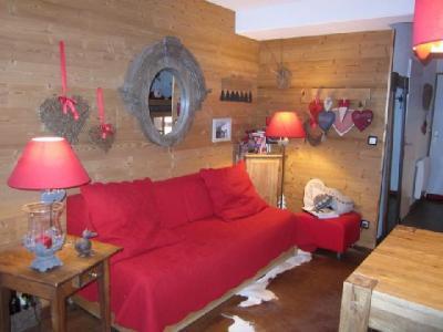 Location au ski Studio coin montagne 4 personnes (204) - Residence Le Grand Chalet - Brides Les Bains - Clic-clac