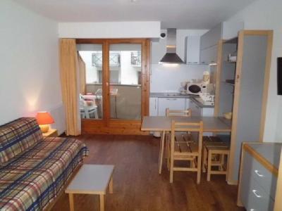 Location au ski Studio coin montagne 4 personnes (205) - Residence Le Grand Chalet - Brides Les Bains - Séjour