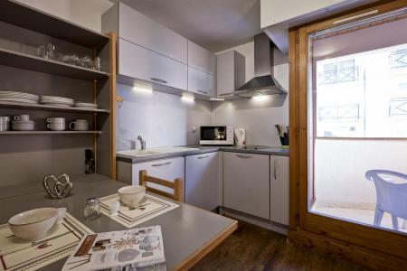 Location au ski Studio coin montagne 4 personnes (206) - Residence Le Grand Chalet - Brides Les Bains - Appartement