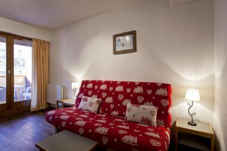 Location au ski Studio coin montagne 4 personnes (206) - Residence Le Grand Chalet - Brides Les Bains - Salle de bains