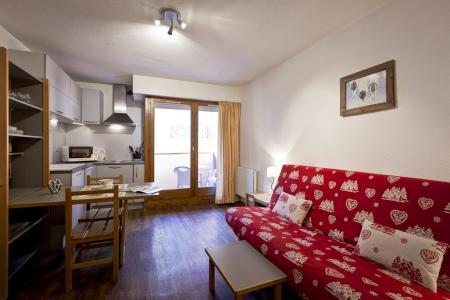 Location au ski Studio coin montagne 4 personnes (206) - Residence Le Grand Chalet - Brides Les Bains - Séjour