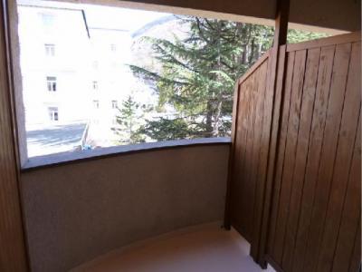 Location au ski Studio coin montagne 4 personnes (216) - Residence Le Grand Chalet - Brides Les Bains - Balcon