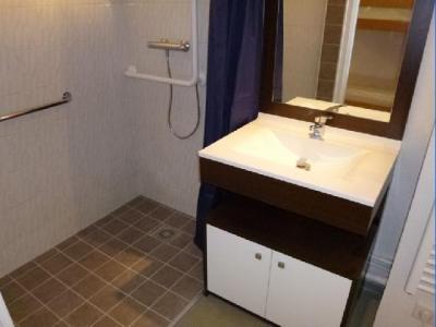 Location au ski Studio coin montagne 4 personnes (216) - Residence Le Grand Chalet - Brides Les Bains - Salle d'eau