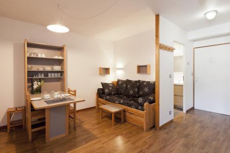 Location au ski Studio coin montagne 4 personnes (218) - Residence Le Grand Chalet - Brides Les Bains - Coin montagne