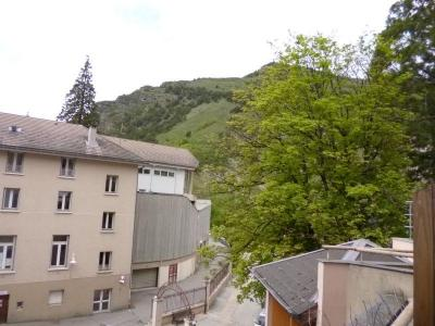 Location au ski Studio coin montagne 4 personnes (219) - Residence Le Grand Chalet - Brides Les Bains - Lave-linge