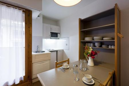 Location au ski Studio coin montagne 4 personnes (305) - Residence Le Grand Chalet - Brides Les Bains - Kitchenette