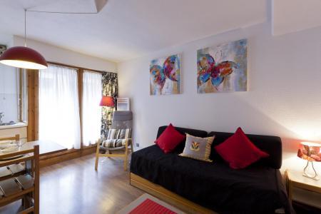 Location au ski Studio coin montagne 4 personnes (306) - Residence Le Grand Chalet - Brides Les Bains - Cuisine