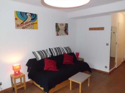 Location au ski Studio coin montagne 4 personnes (306) - Residence Le Grand Chalet - Brides Les Bains - Douche
