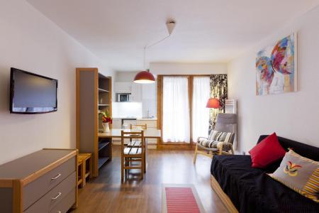 Location au ski Studio coin montagne 4 personnes (306) - Residence Le Grand Chalet - Brides Les Bains - Séjour