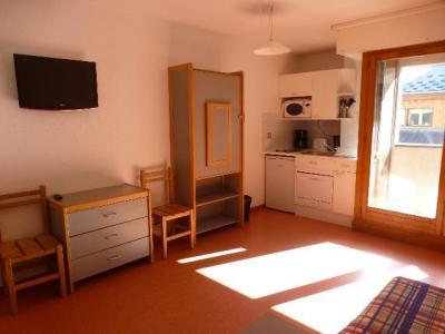 Location au ski Studio coin montagne 4 personnes (308) - Residence Le Grand Chalet - Brides Les Bains - Fenêtre