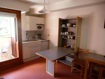 Location au ski Studio coin montagne 4 personnes (313) - Residence Le Grand Chalet - Brides Les Bains - Séjour