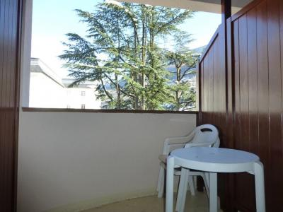 Location au ski Studio coin montagne 4 personnes (314) - Residence Le Grand Chalet - Brides Les Bains - Balcon