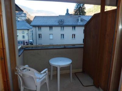 Location au ski Studio coin montagne 4 personnes (319) - Residence Le Grand Chalet - Brides Les Bains - Douche