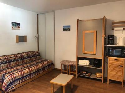 Location au ski Studio coin montagne 4 personnes (417) - Residence Le Grand Chalet - Brides Les Bains - Plaques de cuisson
