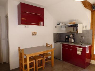 Location au ski Studio coin montagne 4 personnes (506) - Residence Le Grand Chalet - Brides Les Bains - Appartement