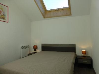 Location au ski Studio coin montagne 4 personnes (506) - Residence Le Grand Chalet - Brides Les Bains - Lit double