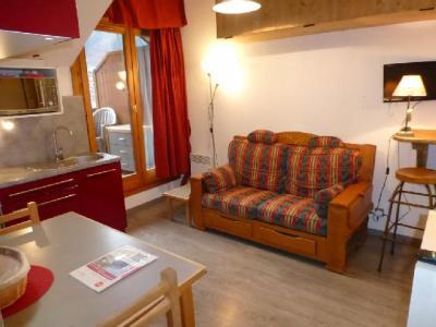 Location au ski Studio coin montagne 4 personnes (506) - Residence Le Grand Chalet - Brides Les Bains - Séjour