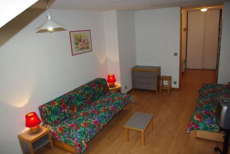Аренда на лыжном курорте Квартира студия со спальней для 3 чел. (Logement 1 pièces 3 personnes (GC505)) - Résidence le Grand Chalet - Brides Les Bains - Салон