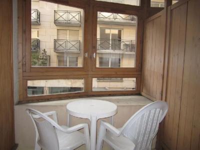 Аренда на лыжном курорте Квартира студия со спальней для 4 чел. (110) - Résidence le Grand Chalet - Brides Les Bains - Двухъярусные кровати