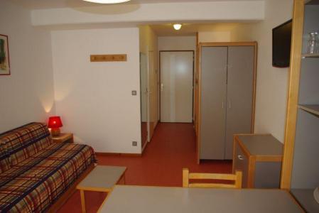 Аренда на лыжном курорте Квартира студия со спальней для 4 чел. (110) - Résidence le Grand Chalet - Brides Les Bains - Салон