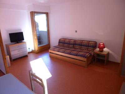 Аренда на лыжном курорте Квартира студия со спальней для 4 чел. (311) - Résidence le Grand Chalet - Brides Les Bains - Раздвижные кровати