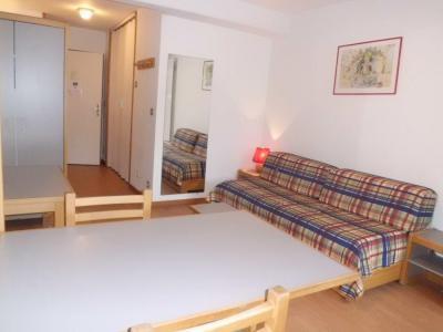 Аренда на лыжном курорте Квартира студия со спальней для 4 чел. (315) - Résidence le Grand Chalet - Brides Les Bains - Салон