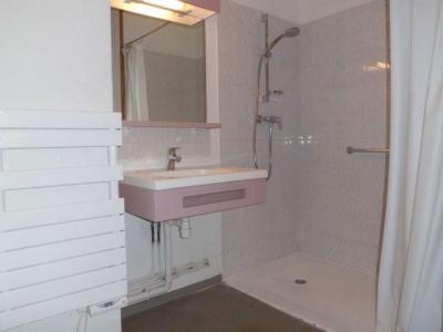 Аренда на лыжном курорте Квартира студия со спальней для 4 чел. (315) - Résidence le Grand Chalet - Brides Les Bains - Душевая