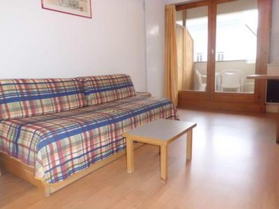 Аренда на лыжном курорте Квартира студия со спальней для 4 чел. (315) - Résidence le Grand Chalet - Brides Les Bains - Раскладной диван