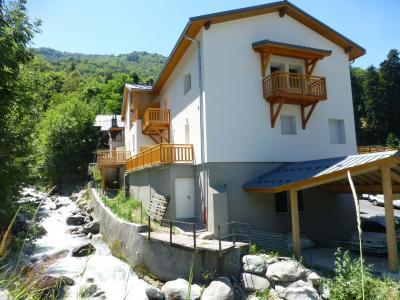 Rent in ski resort Résidence les Balcons de Bellecombe - Brides Les Bains