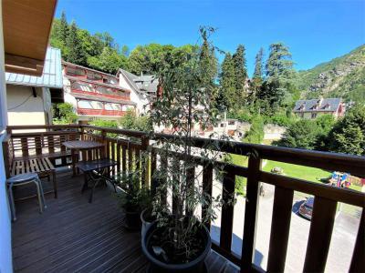 Rent in ski resort 2 room apartment 4 people (08) - Résidence les Balcons de Bellecombe - Brides Les Bains